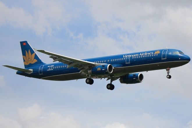 Vietnam Airlines thue 6 may bay the he moi Airbus A321neo hinh anh 1