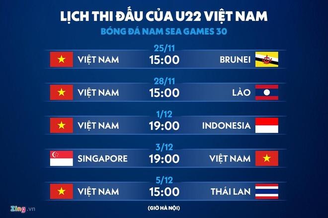 Chay ve tran U22 Viet Nam gap Thai Lan o SEA Games 30 hinh anh 2