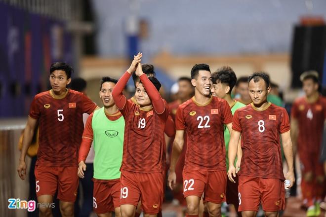 Bao Thai Lan: 'U22 Viet Nam thang doi thu 6-0' hinh anh 1