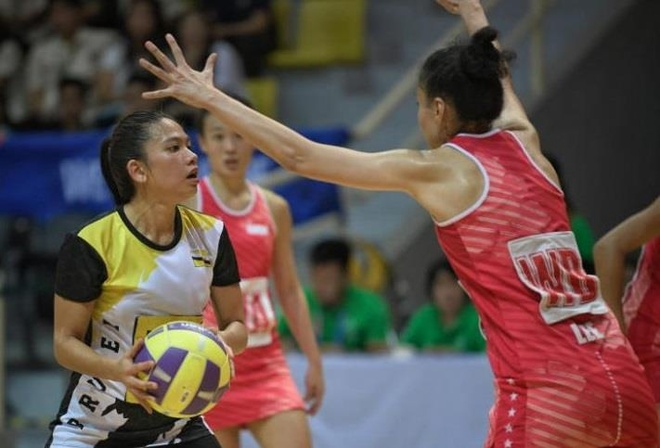 Cong chua Brunei thi dau mon the thao la tai SEA Games 30 hinh anh