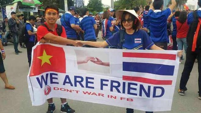 CDV Thai Lan mong U23 Viet Nam vuot qua vong bang hinh anh 1 83192114_460955848182821_613279647211192320_n.jpg