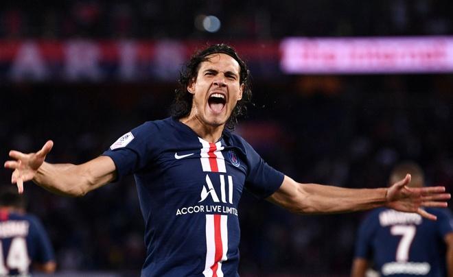 Cavani khong the gia nhap Atletico vi doi hoi thai qua hinh anh 1 Edinson_Cavani_PSG_vs_Nimes_Olympique_Ligue_1_2019.jpg