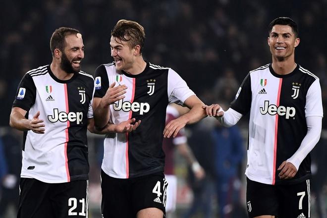 Ronaldo va dong doi giup Juventus tiet kiem 90 trieu euro hinh anh 1 NINTCHDBPICT000536426658.jpg
