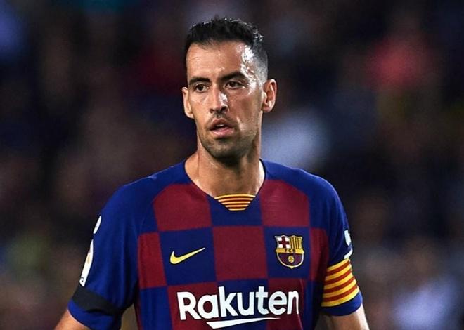 Sergio Busquets đối mặt với nguy cơ dự bị ở Barca - Thể thao