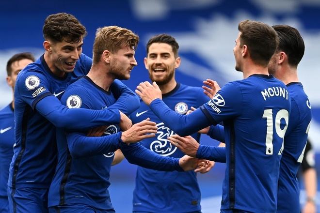 Chelsea - Southampton anh 1