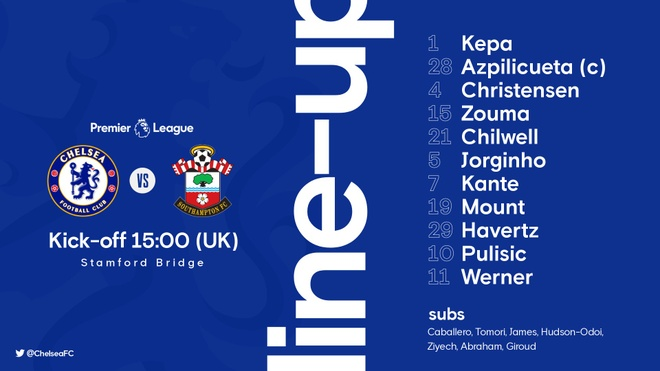 Chelsea - Southampton anh 24