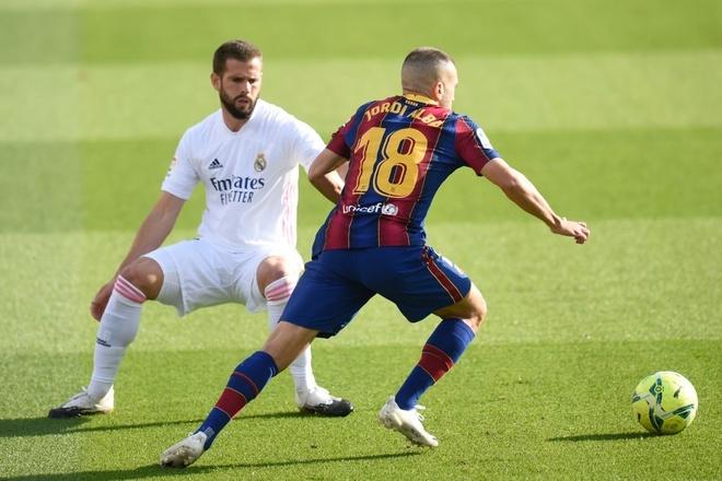 Barca vs Real anh 18