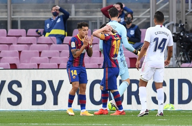 Barca vs Real anh 26