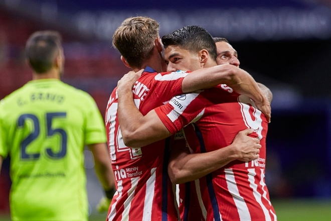 Atletico Madrid anh 7
