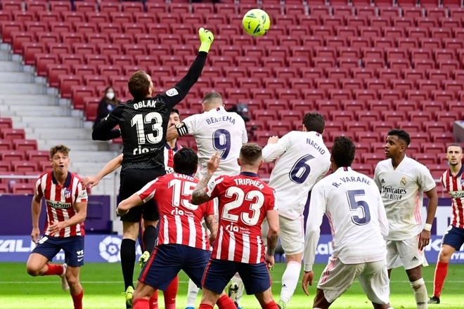 Real Madrid anh 17