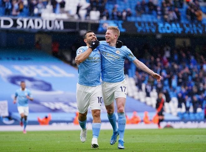 Xem lại bóng đá Man City vs Everton, Ngoại hạng Anh – 23/5/2021