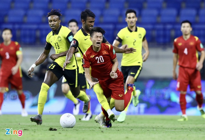 Malaysia vs Viet Nam anh 60