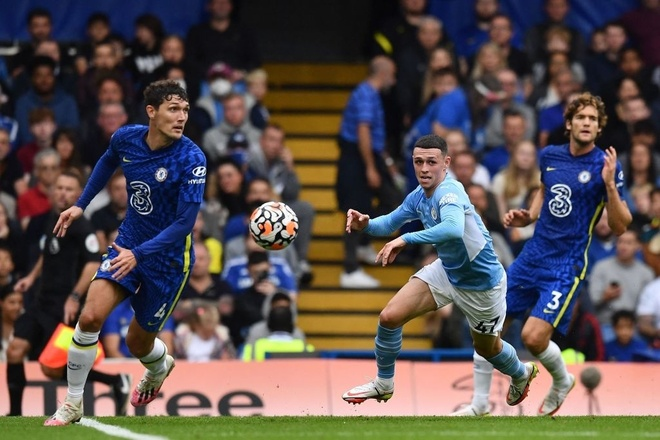 Chelsea vs Man City anh 23