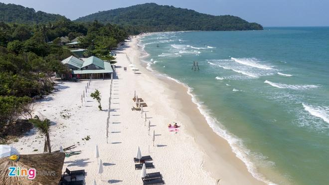 Bãi Sao đảo Phú Quốc - Kiên Giang
