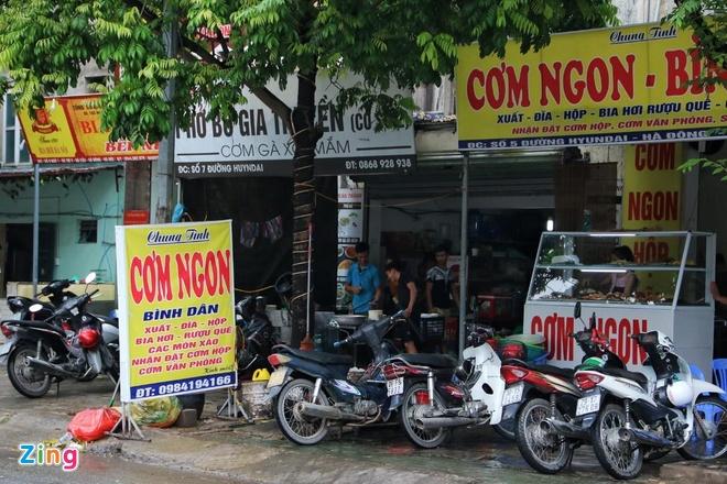 Lại thêm 'đường Hyundai' tự phát ở Hà Nội