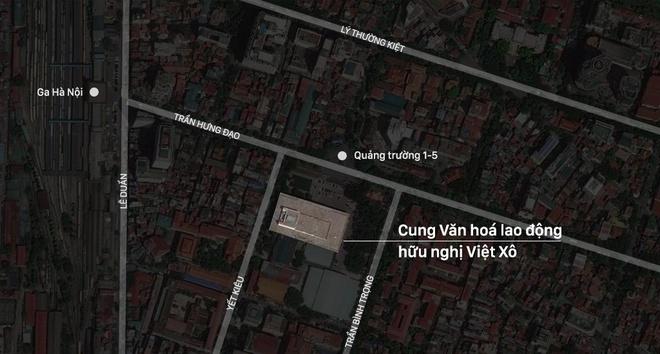Chay Cung Van hoa Viet Xo, san khau show Quang Ha bi thieu rui hinh anh 9