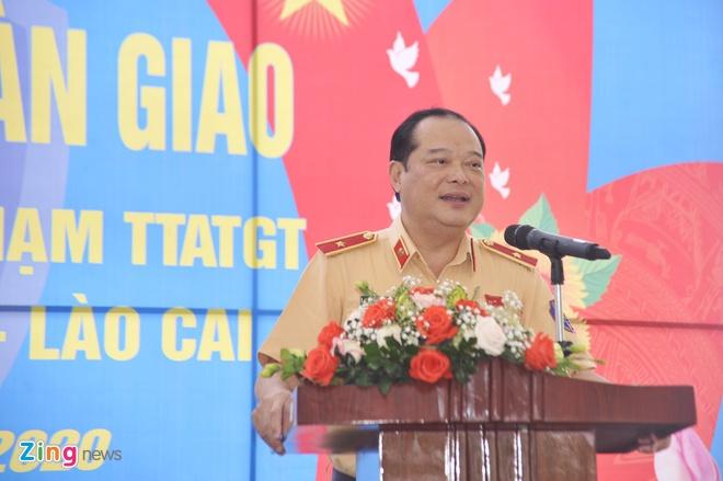 Camera giam sat cao toc Noi Bai Lao Cai anh 1