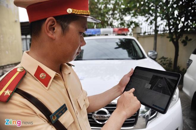 Camera giam sat cao toc Noi Bai Lao Cai anh 2