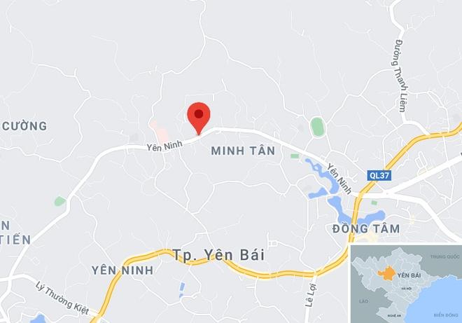 Dam CSGT Yen Bai anh 2