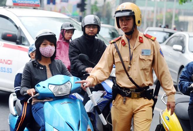 'Giam sat CSGT cung phai mang tinh xay dung