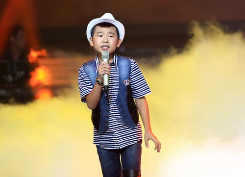 Lo dien 7 ung vien sang gia cho ngoi vo dich The Voice Kids hinh anh 4