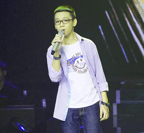 Lo dien 7 ung vien sang gia cho ngoi vo dich The Voice Kids hinh anh 6