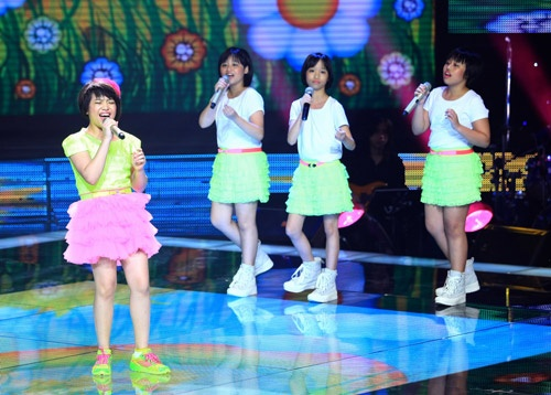 Lo dien 7 ung vien sang gia cho ngoi vo dich The Voice Kids hinh anh 7