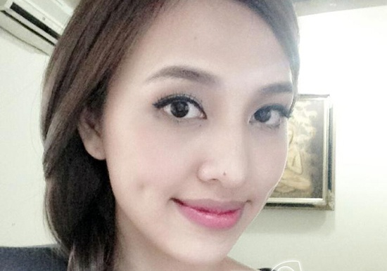 Nguoi dep Huynh Thanh Tuyen gio ra sao? hinh anh