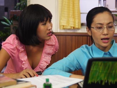 5 tao hinh xau xi cua Phi Thanh Van hinh anh 11