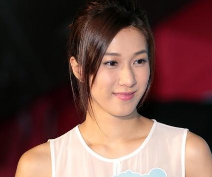 Chung Gia Han: 'Toi da san sang lam Thi Hau TVB' hinh anh