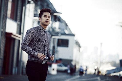 Fan xon xao vi nghi Le Hoang The Men co con trai hinh anh 8