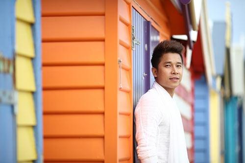Fan xon xao vi nghi Le Hoang The Men co con trai hinh anh 9