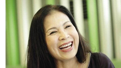 NSUT Kim Xuan: 'Chong toi dep trai dau thua gi Chanh Tin' hinh anh