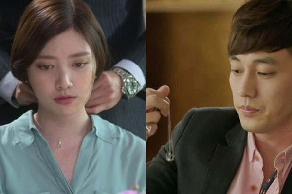 Day chuyen - bieu tuong tinh yeu moi trong phim Han hinh anh
