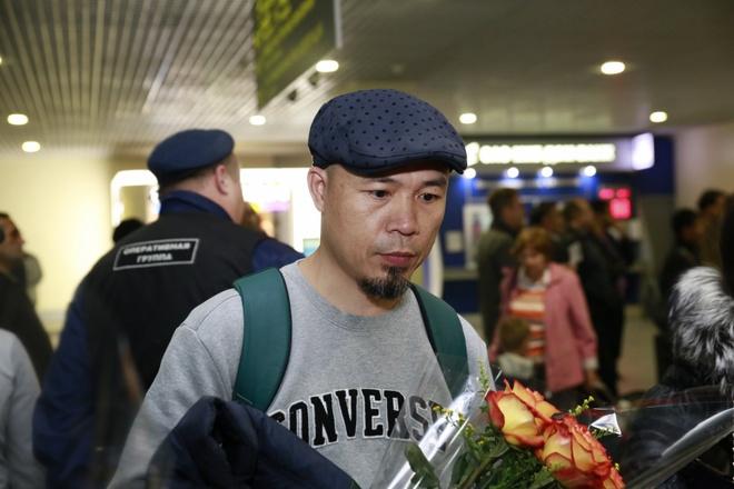 Huy Tuan - Viet Tu mang nhac Viet den Nga hinh anh 1
