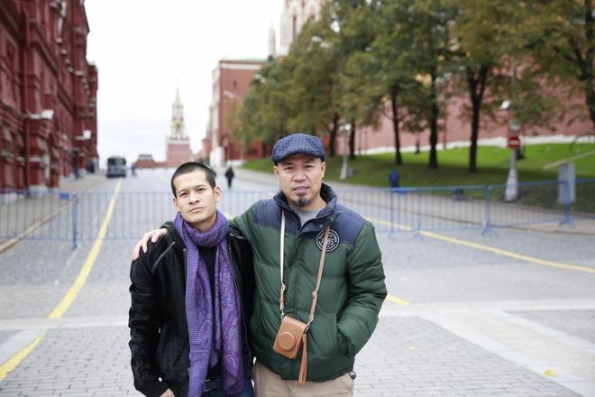 Huy Tuan - Viet Tu mang nhac Viet den Nga hinh anh 6