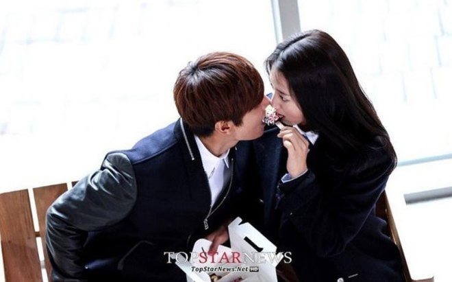 Nhung 'canh nong' trong phim 'The Heirs' hinh anh 11