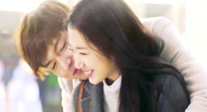 Nhung 'canh nong' trong phim 'The Heirs' hinh anh 24