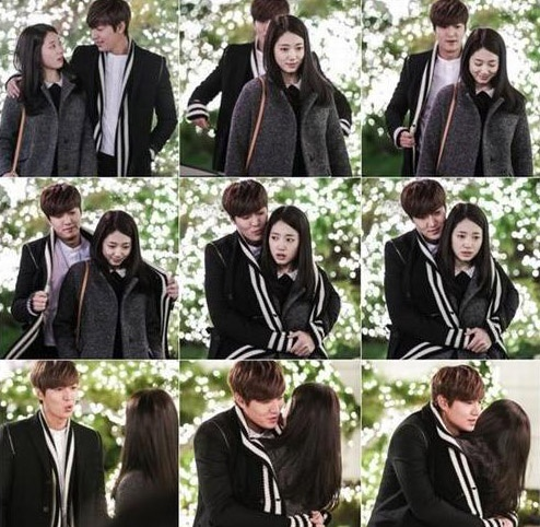 Nhung 'canh nong' trong phim 'The Heirs' hinh anh 25