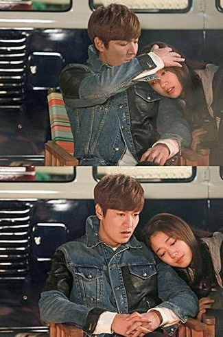 Nhung 'canh nong' trong phim 'The Heirs' hinh anh 26