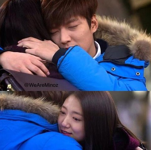 Nhung 'canh nong' trong phim 'The Heirs' hinh anh 27