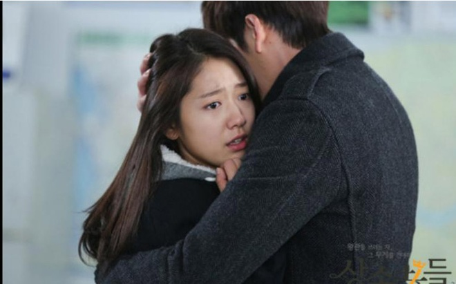 Nhung 'canh nong' trong phim 'The Heirs' hinh anh 31