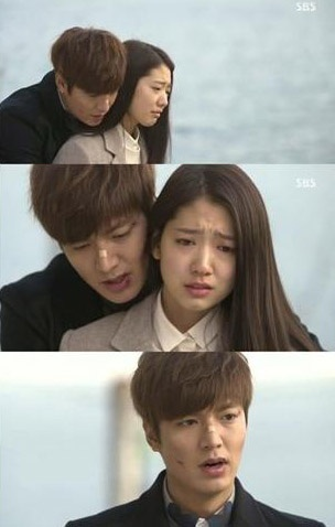 Nhung 'canh nong' trong phim 'The Heirs' hinh anh 5