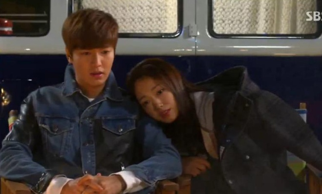 Nhung 'canh nong' trong phim 'The Heirs' hinh anh 7