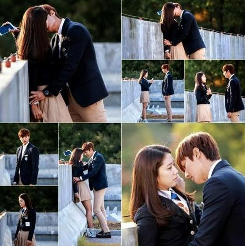 Nhung 'canh nong' trong phim 'The Heirs' hinh anh 8