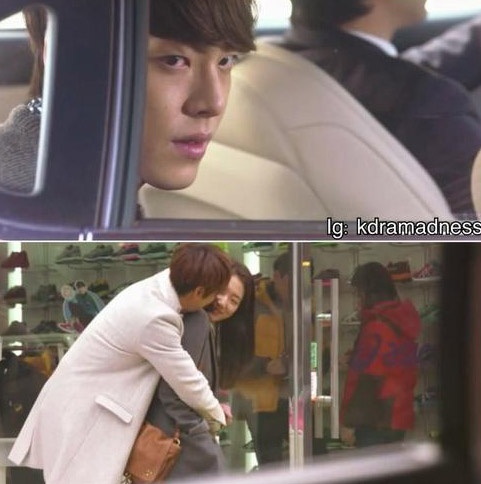 Nhung 'canh nong' trong phim 'The Heirs' hinh anh 32