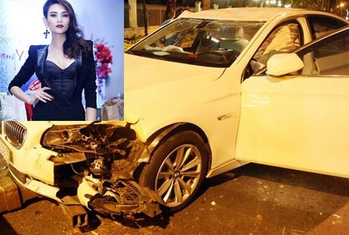 Hoang Yen: 'Toi co lai xe dau ma xu phat?' hinh anh