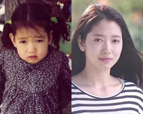 Park Shin Hye tu co be ngay ngo den nu hoang phim bi hinh anh