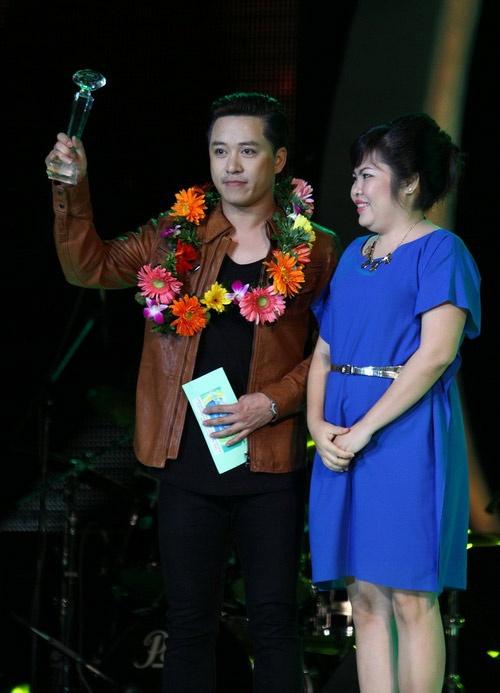 Wanbi Tuan Anh duoc vinh danh o Lan song xanh hinh anh 9