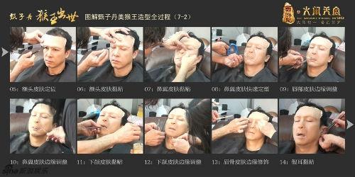 Chan Tu Dan vat va hoa khi hinh anh 3